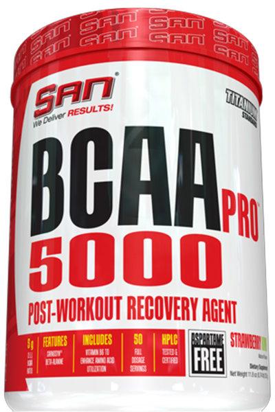San BCAA Pro 5000 345g